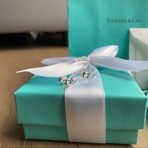 Tiffany & Co. Key Earrings
